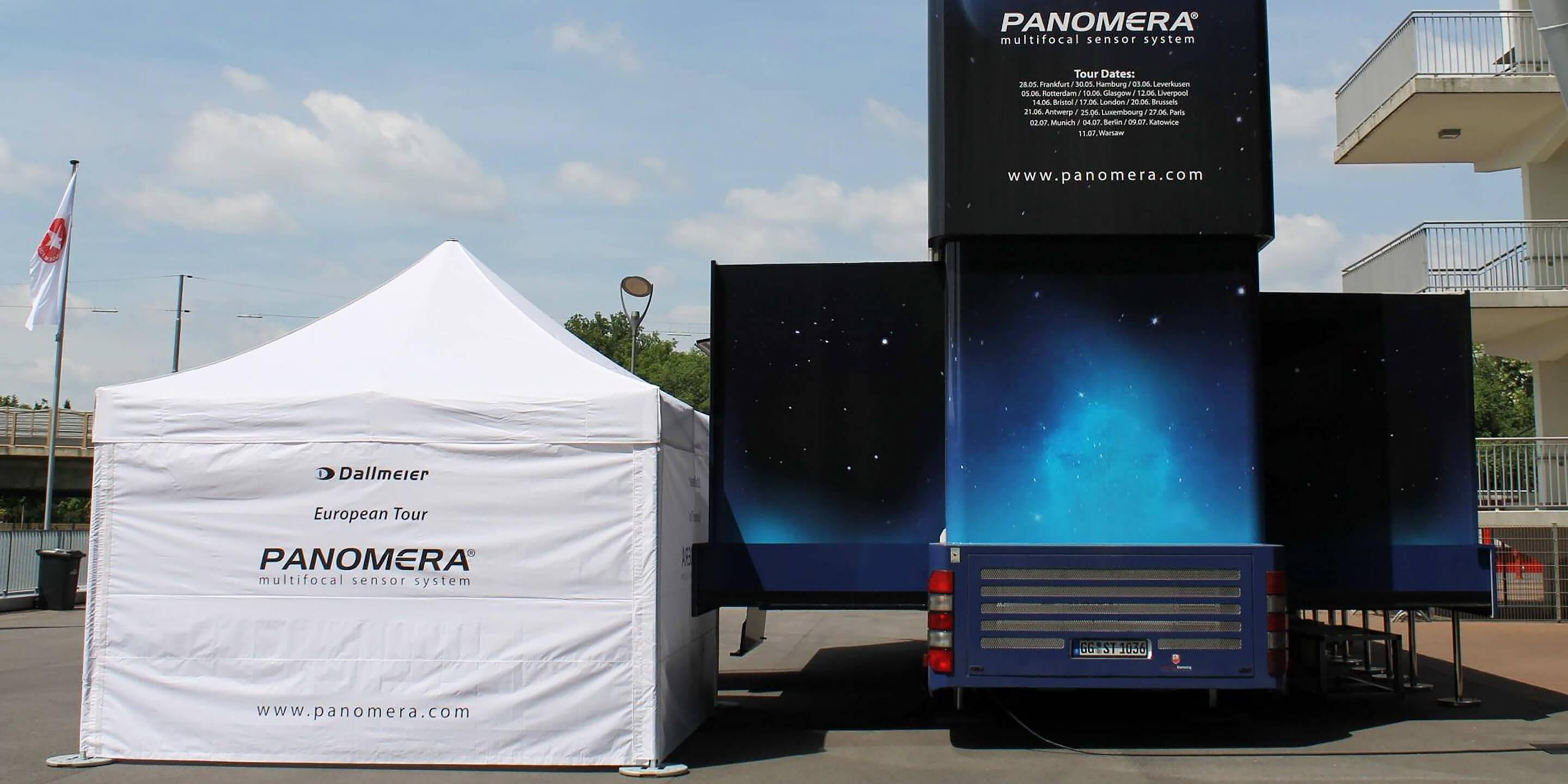 Exhibition Trailers: Endeavour Roadshow Truck