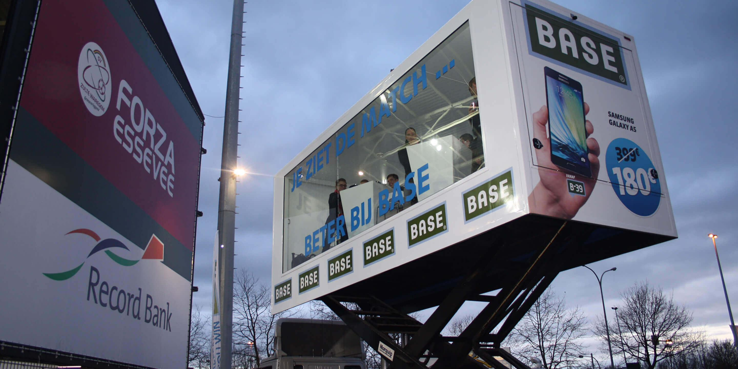 Display Trailers: The Sky Box Mobile Showroom