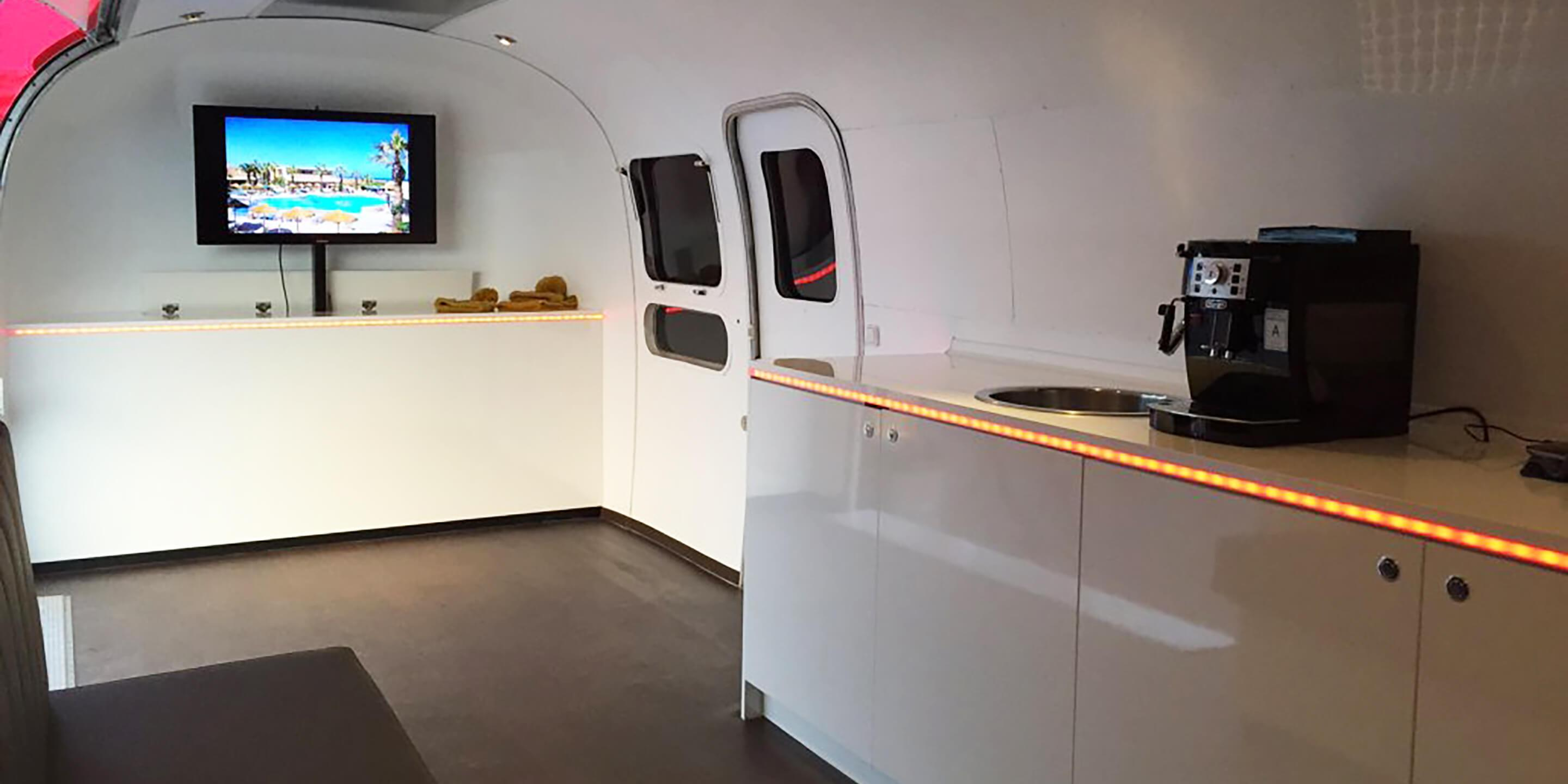 AirStream Vredestein Interior
